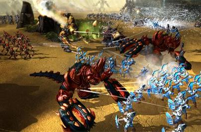 EA's Battleforge takes a nod from MMOs