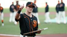 Mike Yastrzemski wants to stay with Giants for a 'very long time'