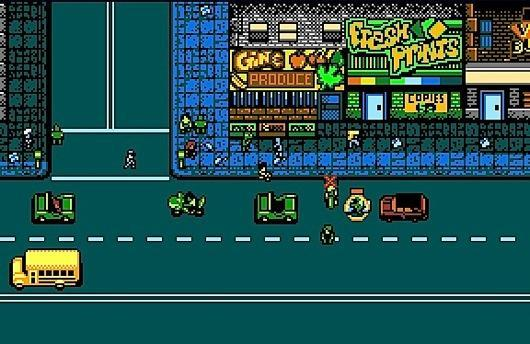 Prepare for the Retro City Rampage with this trailer