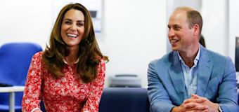 Will & Kate leave fans in tears with emotional video