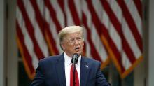 Trump verkündet Abbruch der US-Beziehungen zur WHO