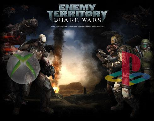 Enemy Territory: Quake Wars, a tale of two (different) ports