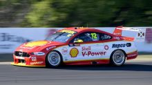 Ford's Coulthard cops Bathurst penalty