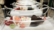 Newborns dressed as Baby Yoda by hospital staffers are a holiday delight