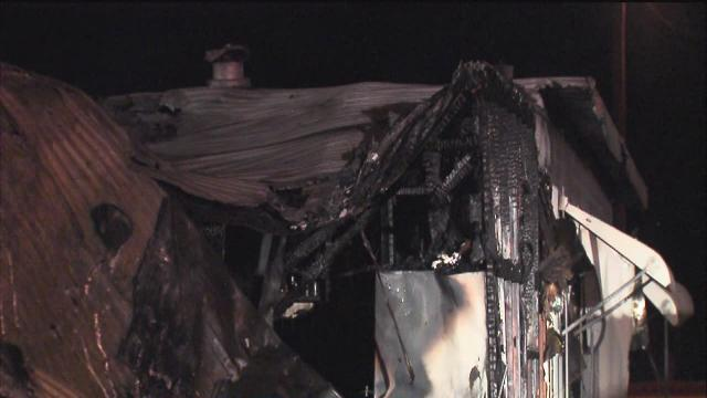 Firefighters find fatality inside burned Valrico trailer home