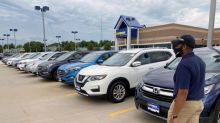 Used vehicles again lift U.S. consumer prices, but inflation cooling