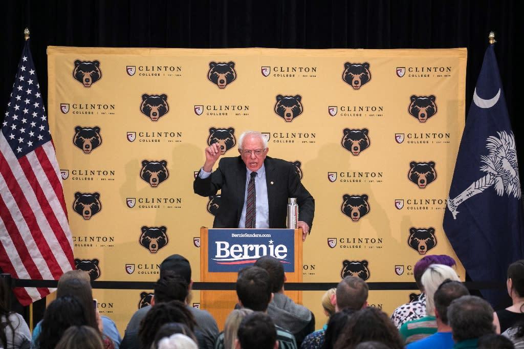 Sanders unveils huge US student debt cancellation bill
