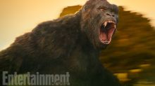First Look at Kong: Skull Island's iconic ape