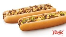 SONIC Drive-In Adds New Footlong Philly to Bring Another Classic to the Car