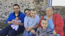 人跡罕至 南法百人小鎮50年來首位BB出世