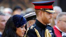 Herzogin Meghan: Was sie den britischen Boulevardmedien vorwirft