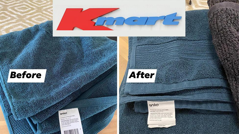 The $10 Kmart towels beating $60 luxury options