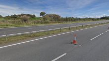 Baby dies and woman fights for life after Wales car crash