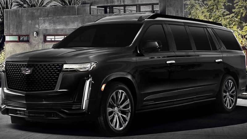 Lexani Motorcars unveils plans for 2021 Cadillac Escalade ...