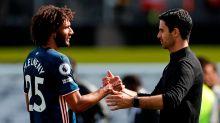 Elneny thanks Arteta for resurrecting his Arsenal career after Fulham win