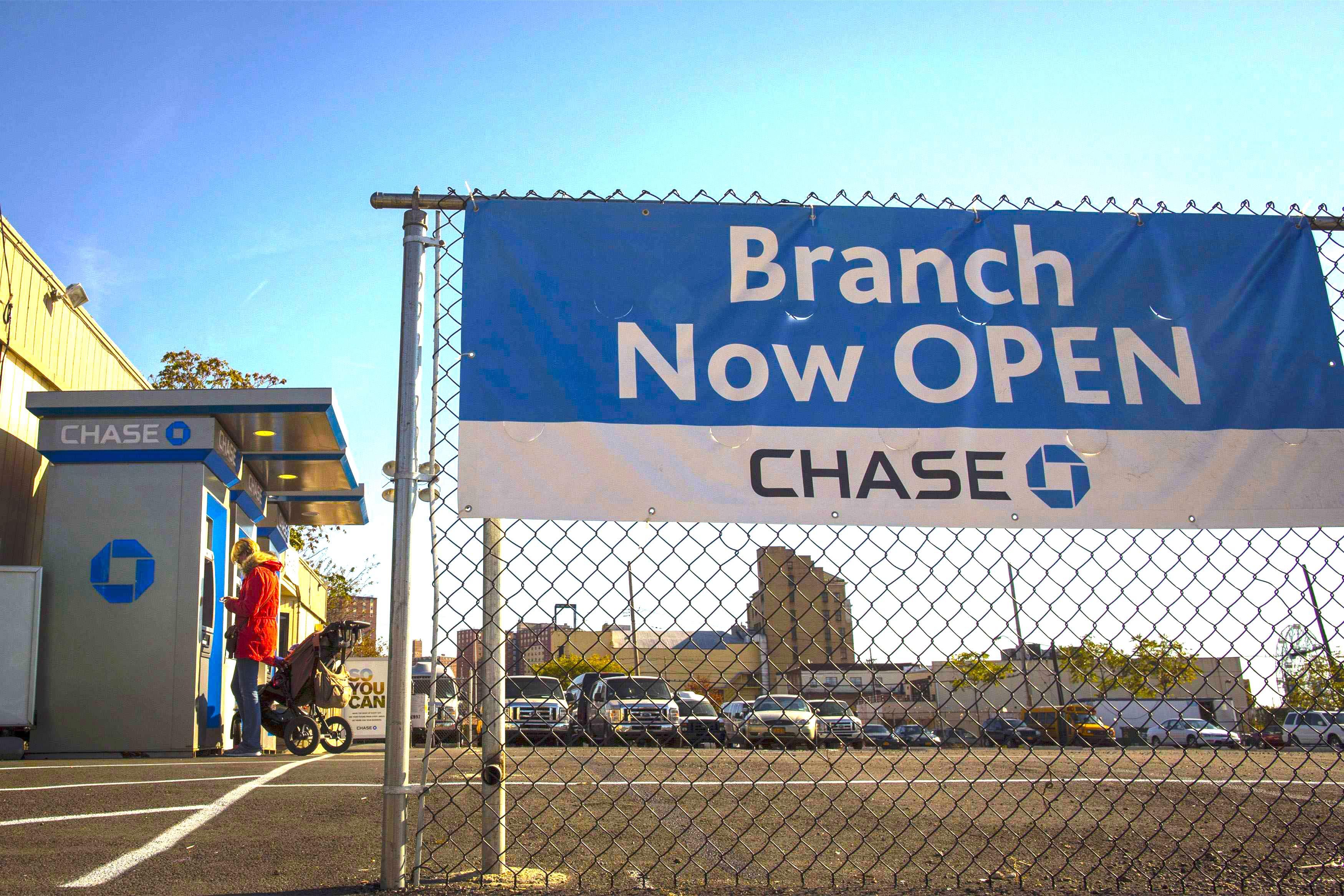 Chase to open branches in Minneapolis, Nashville, Kansas City, Raleigh