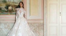 長袖婚紗遮蓋拜拜肉!10款時尚又浪漫的長袖婚紗推介
