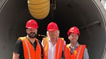 The Story Behind Richard Branson's Investment in Virgin Hyperloop One