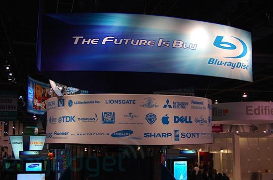 "Is Blu-ray destined to become a ""videophile niche?"""