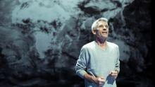 Théâtre : Gamblin bouleversant dans «Je parle à un homme qui ne tient pas en place»