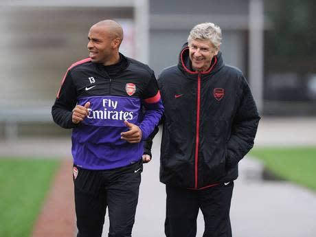 Medien: Wenger Sportdirektor und Henry Trainer beim FC Arsenal?