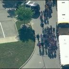 Authorities: 2 victims in Indiana middle school shooting headed to hospital, lone suspect in custody