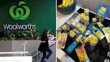 Savvy Woolworths shopper pays $70 for $400 worth of groceries
