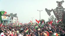 Sea of Tricolour as Shaheen Bagh celebrates R-Day