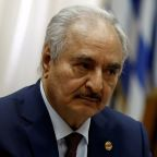 Libya's Haftar says he will lift oil blockade, with conditions