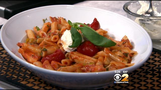 Stephanie & Tony's Table: A Simple Dinner Dish With A Kick