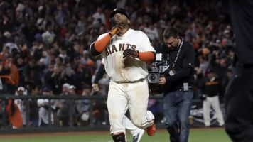 Sandoval's magical run with Giants might be done