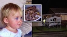 Girl, 4, lucky to be alive after World War II shell explodes at home
