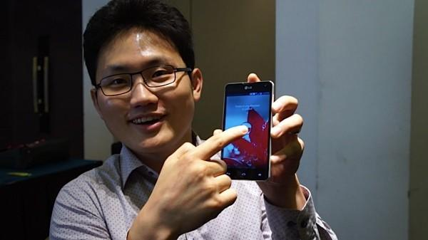The Engadget Interview: LG Mobile's Chief Research Engineer Dr. Henry Nho on the Optimus G (video)
