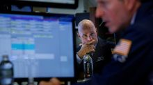Tech stocks touch record highs, dollar steadies as trade fears ebb