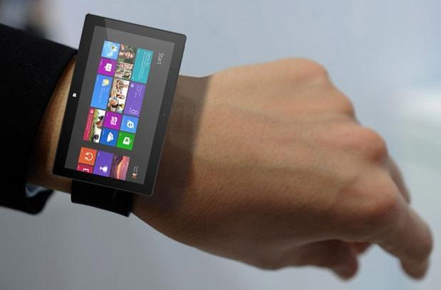 Surprise: Microsoft's working on a smartwatch of its own