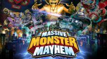 DHX Brands Taps Alpha Group for Massive Monster Mayhem Toys
