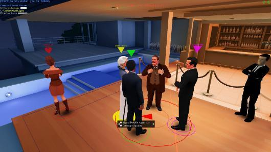 See if you're a spy or a sniper in new SpyParty trailer