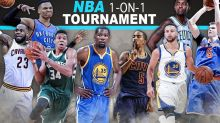 The Crossover's NBA 1-on-1 Tournament: Final Four