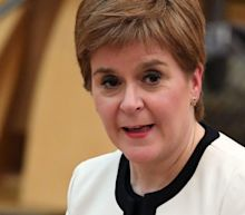 Sturgeon paves way for 'blunter' lockdown restrictions as Scottish cases continue to spiral
