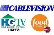 Cablevision adds HGTV, Food Network to HD lineup