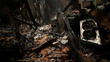 (FOTOS) Así han quedado Galicia y Portugal tras los incendios