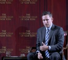 Thiel: I would bet on bitcoin as the 'online equivalent of gold'