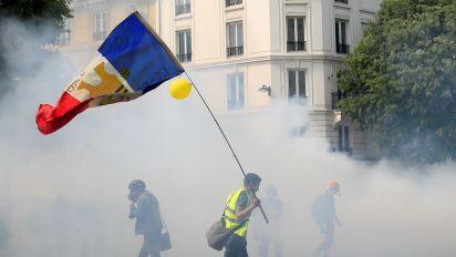 Gilets Jaunes: La plus faible mobilisation nationale pour l'acte 31