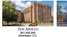 Walker & Dunlop Provides Two Bridge Loans Totaling $75 Million for Large Multifamily Repositioning Projects