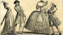 """Qué fue """"la gran renuncia masculina"""", una peculiar consecuencia de la Revolución Francesa"""