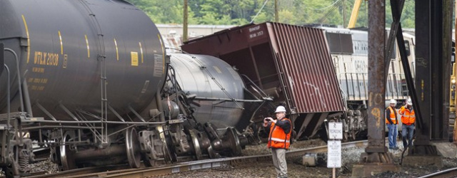 Railways and crude shippers weigh in on changes to liability rules