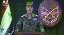 """El régimen sirio toma el control """"total"""" de Damasco"""