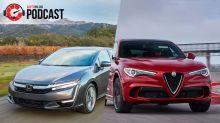 Four-leaf clovers, hybrid Hondas and the next automotive downturn | Autoblog Podcast #561