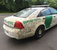 Man charged with spraying manure on US Border Protection car