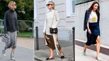 Why you need to introduce a slip skirt into your wardrobe now